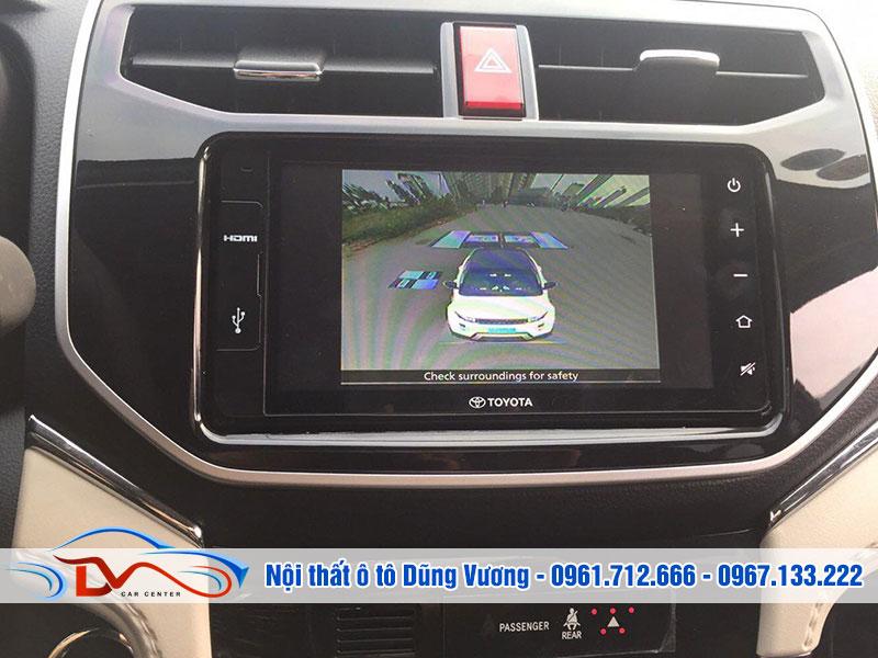 Camera 360 là lựa chọn của hầu hết người điều khiển xe ô tô