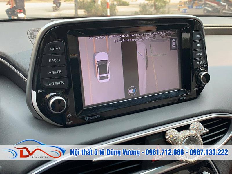 Camera 360 độ Oris dành riêng cho xe Audi