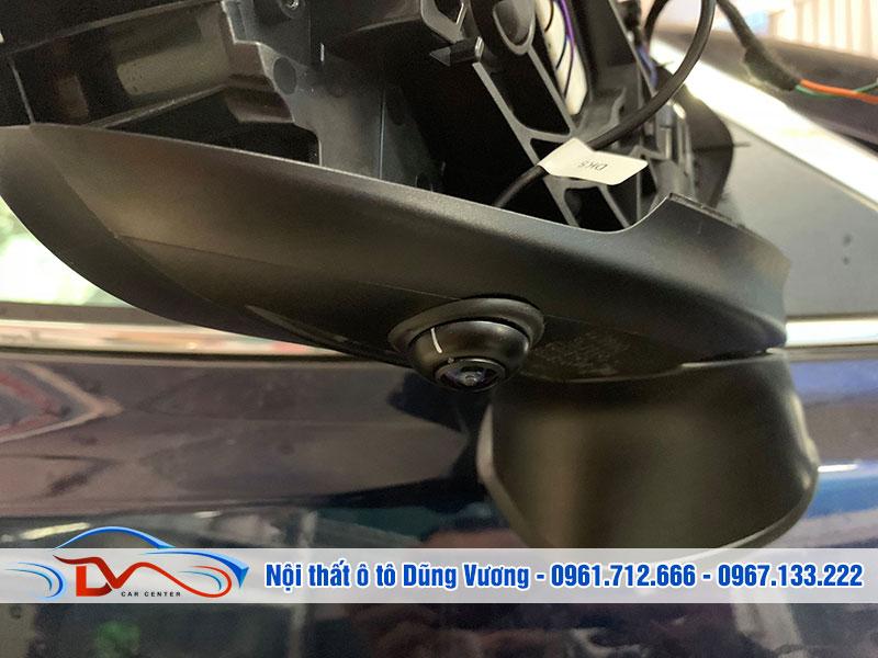 Bạn nên kiểm tra và vệ sinh hệ thống camera 360 xe ô tô định kỳ