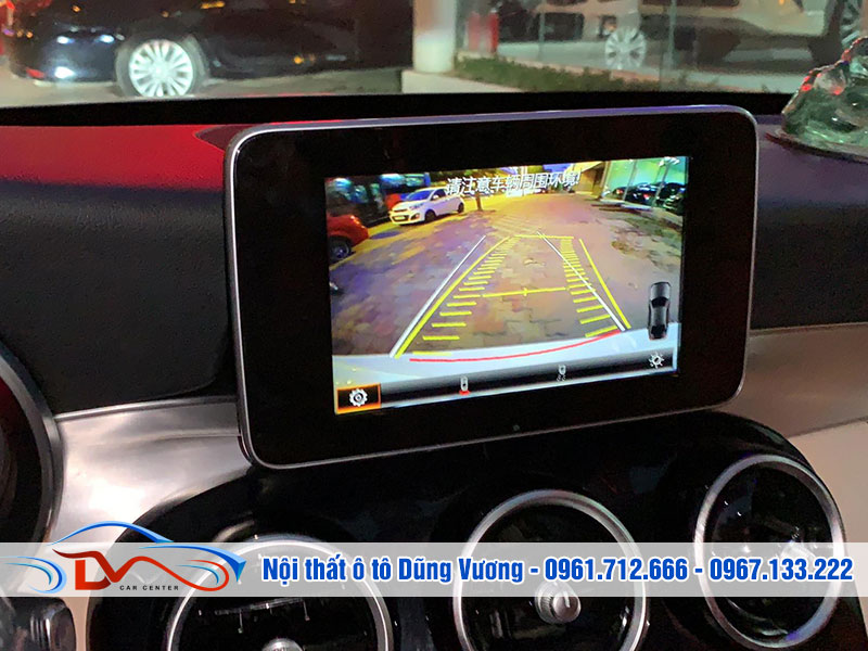 Thiết bị hỗ trợ bạn trong nhiều tình huống điều khiển xe ở những vị trí chật hẹp
