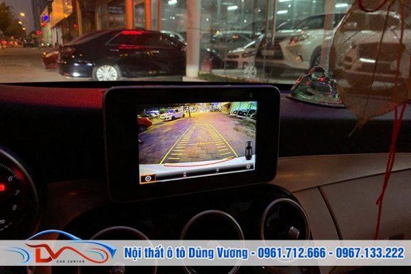 Camera 360 Ô tô Mercedes C200 2015-2019