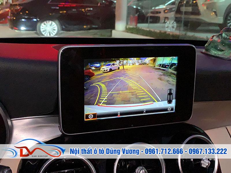 Camera 360 giúp bạn điều hướng trong mọi tình huống điều khiển vô lăng