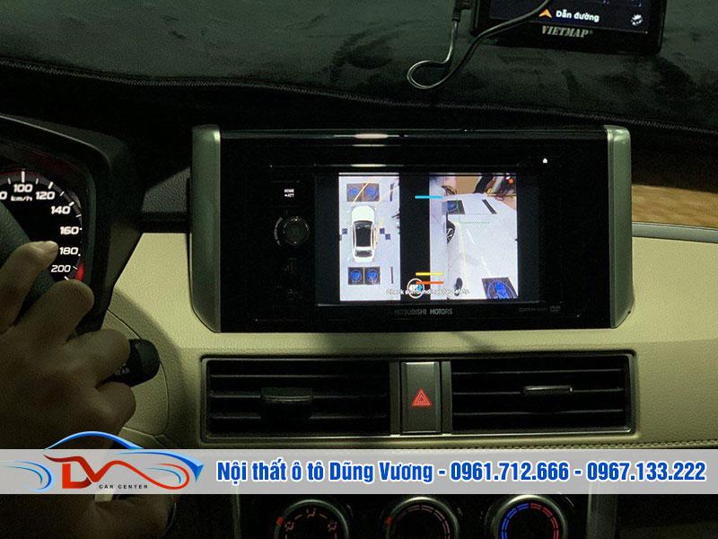 Camera 360 là một món nội thất không thể thiếu của một chiếc ô tô hiện đại