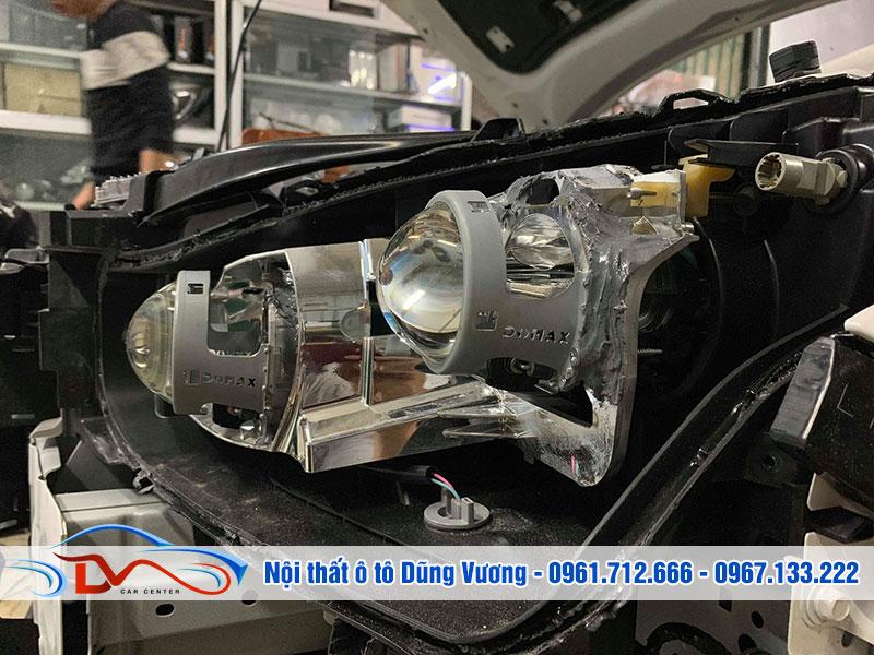Đèn Bi là một bộ phận không thể thiếu của xe ô tô