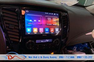 Màn hình Android xe Mitsubishi Parejo Sport