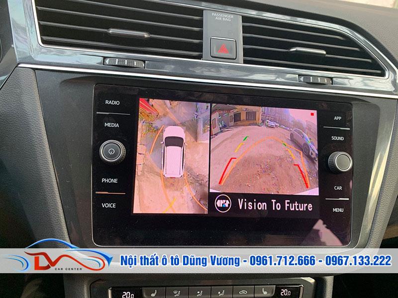 Camera là món nội thất ô tô cao cấp và hiện đại