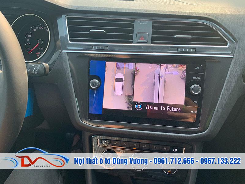 Camera 360 có thể sử dụng như camera hành trình