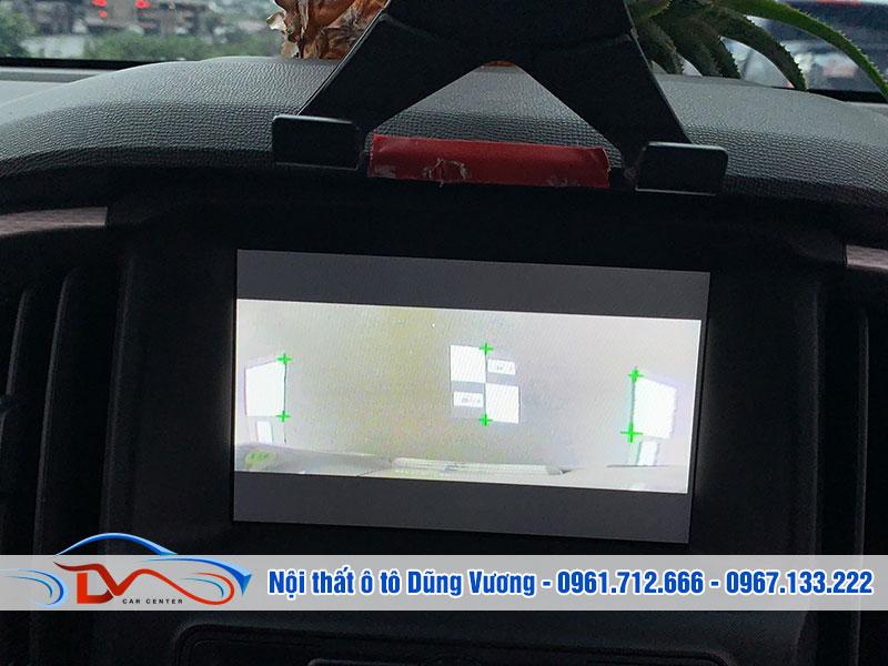 Camera 360 ô tô Oview và Oris được sử dụng nhiều trên thị trường