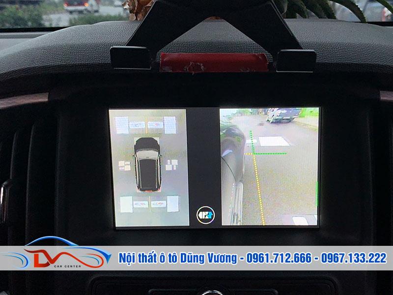 Camera 360 Oris cho xe Mazda tại Nội Thất Ô Tô Dũng Vương