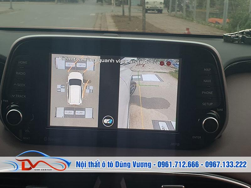 Camera 360 ô tô luôn là sản phẩm được nhiều người mong muốn trải nghiệm