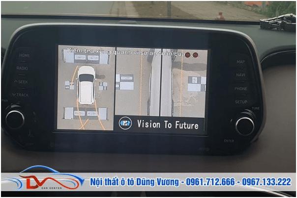 camera 360 cho xe hơi