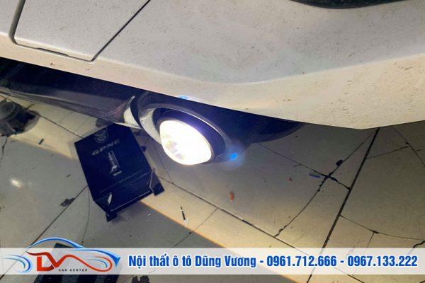 Độ đèn gầm Ô tô có đăng kiểm được không?