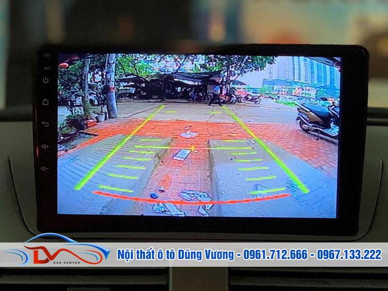 Màn hình DVD giúp người điều khiển xe đảm bảo an toàn khi tham gia giao thông