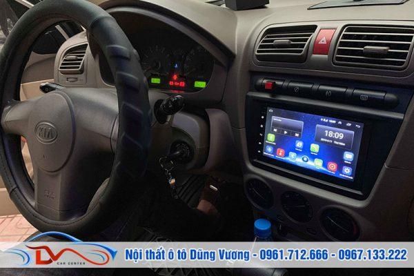 Màn hình Android Ô tô Kia Morning 2005