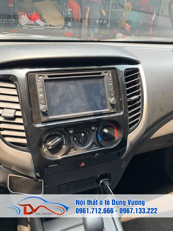 Bộ camera 360 ô tô luôn kèm theo màn hình DVD