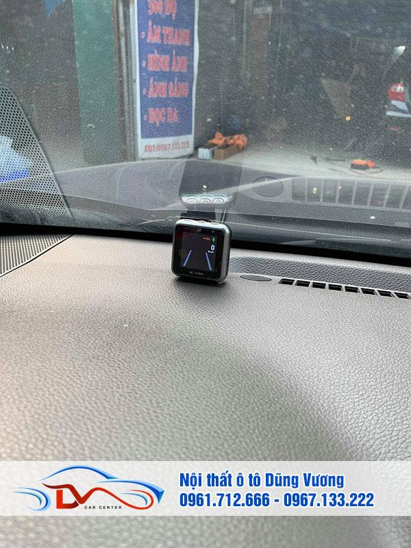 Nhờ thiết bị mà người lái xe dễ dàng xử lý tình huống