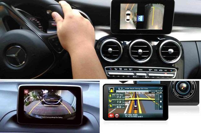 Camera 360 độ ô tô Oris là dòng sản phẩm nổi bật nhất