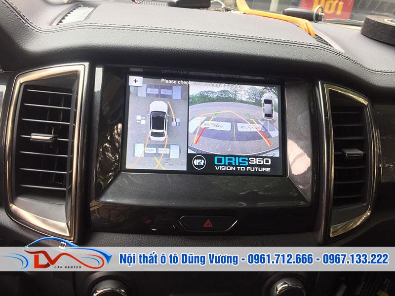 Camera 360 ô tô hiện được nhiều người tin dùng