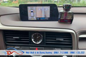 Camera 360 Ô tô xe Lexus Rx300 -Rx350 2019