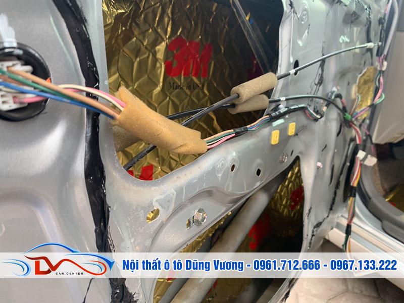Việc độ loa cho xe không làm ảnh hưởng đến hệ thống điện và acquy của xe