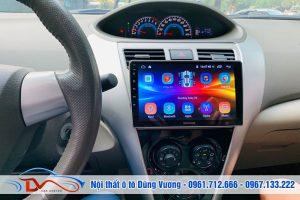 Màn hình Android xe Vios 2010