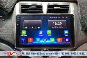 Màn hình Android Hyundai Accent