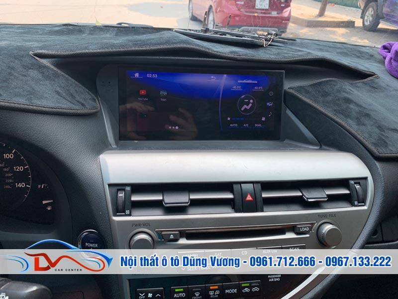 Camera 360 ô tô hỗ trợ quan sát tốt không gian khi chuyển làn