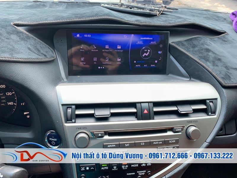 Camera 360 ô tô muốn hoạt động hiệu quả cần có thêm màn hình DVD