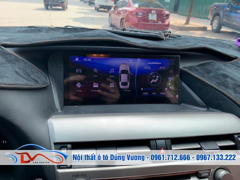 Camera hỗ trợ lùi xe an toàn, hạn chế va chạm