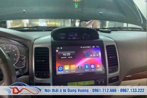Màn hình Android Ability cho xe Prado 2008