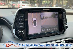 Camera 360 ô tô và những tính năng hiện đại và thông minh nhất.