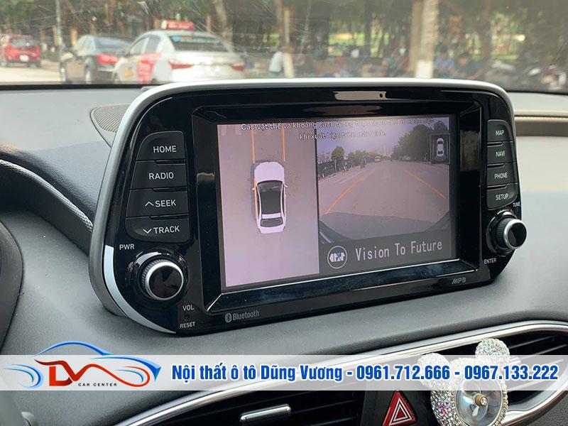Camera 360 xe ô tô là gì?