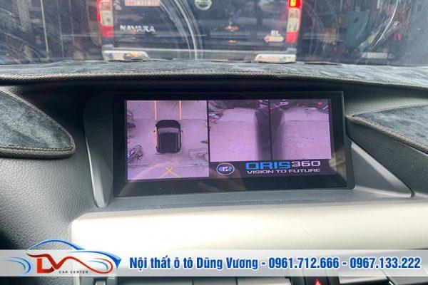 Camera 360 Ô tô cho xe Lexus Rx450H