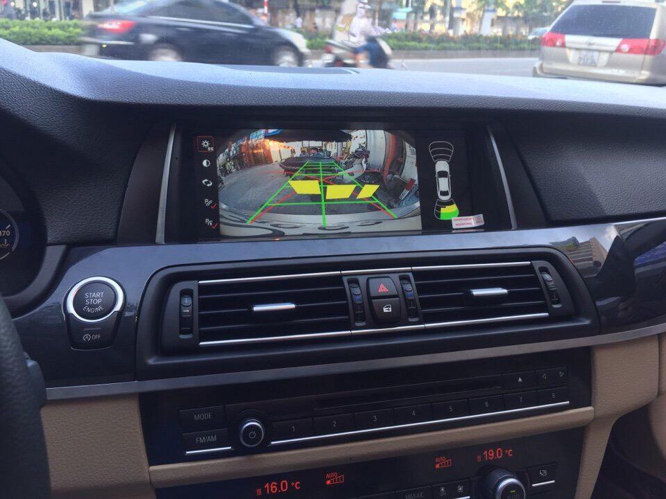 Màn hình kết nỗi dễ dàng với các loại camera ô tô