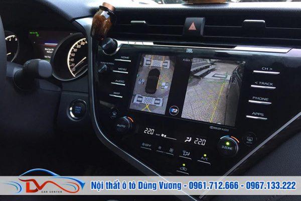 Camera 360 ô tô tốt nhất hiện nay trên thị trường