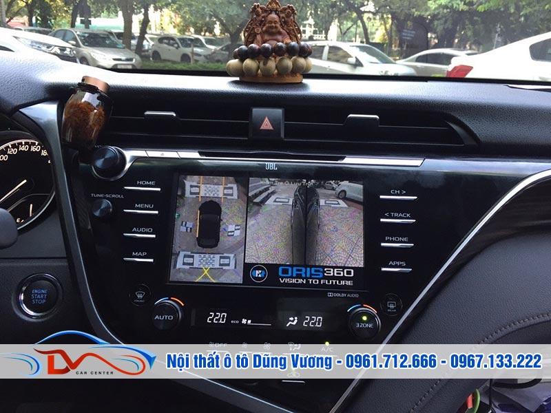 Camera 360 ô tô luôn làm tốt mọi nhiệm vụ của mình