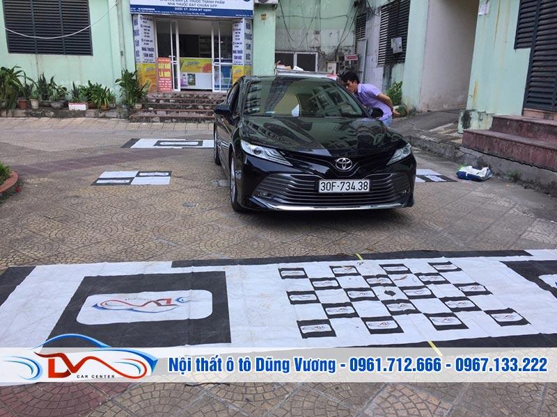 Nội thất ô tô Dũng Vương luôn cung cấp đến người dùng camera 360 Oris chất lượng nhất