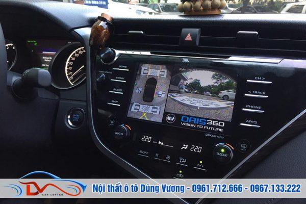 Camera 360 Oris lắp trên Ô tô Camy 2019