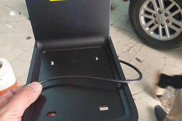 Sạc điện thoại không dây cho Ô tô Honda CRV 2017-2019