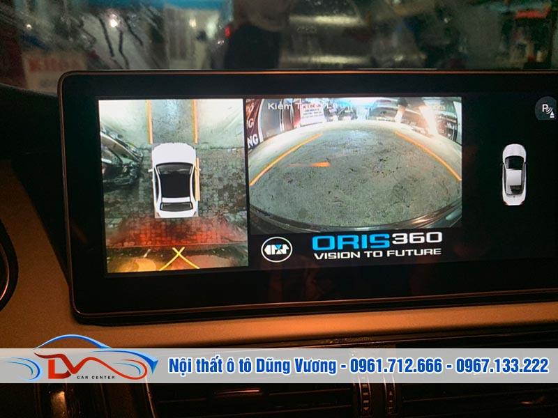 Nhờ có camera 360 ô tô, bạn có thể lái xe an toàn