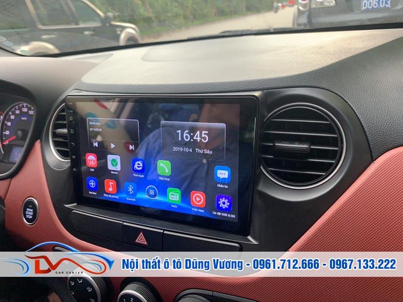 Camera hỗ trợ quan sát qua màn hình DVD trên xe