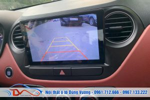 Camera lùi AHD cho xe Hyundai i10