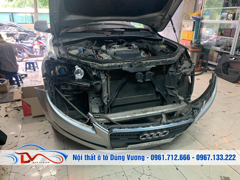 Nội thất ô tô Dũng Vương đảm bảo uy tín, chất lượng