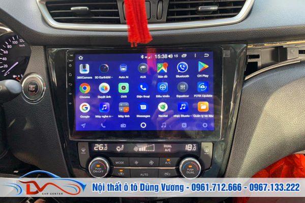 Màn hình DVD - Android Nissan Xtrel 2015-2019