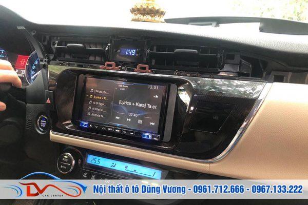 Màn hình Pioneer 9250BT Corolla Altis 2015-2018