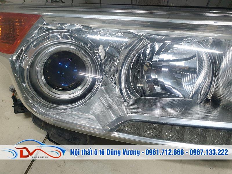 Đèn bi Xenon là giải pháp hiệu quả để tăng sáng cho ô tô