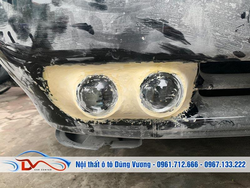 Nâng cấp đèn gầm ô tô để mang đến ánh sáng tốt nhất khi lái xe