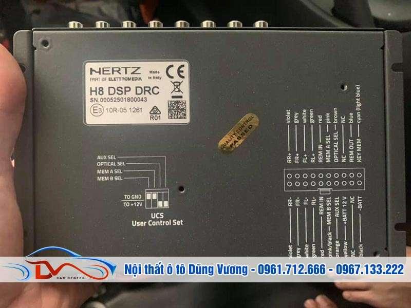 Thiết bị xử lý âm thanh dạng số DSP là gì?