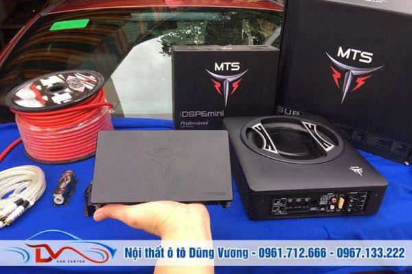 Độ loa MTS xe Vinfast Lux A2.0 Turbo