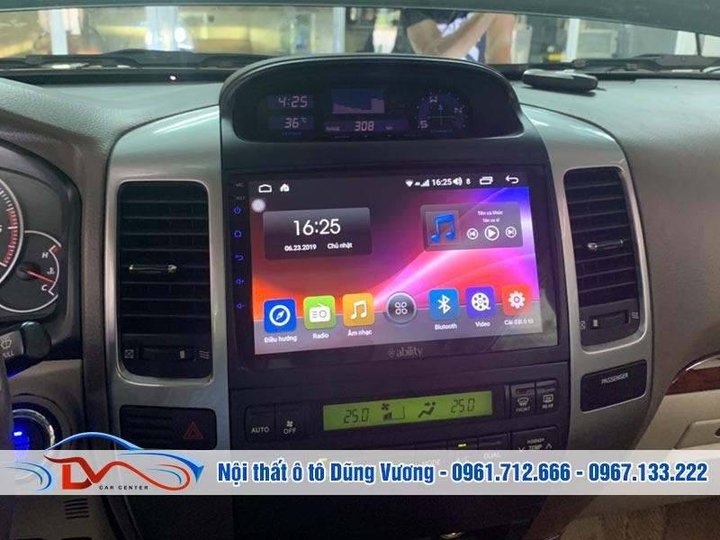 Sửa màn hình cảm ứng xe hơi tốt nhất Hà Nội